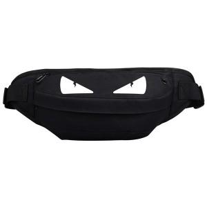 Outdoor mobile phone Bodypack multi-function tide brand single shoulder small sports bag chest bag Oxford cloth backpack diagonal bag model DL-Y215
