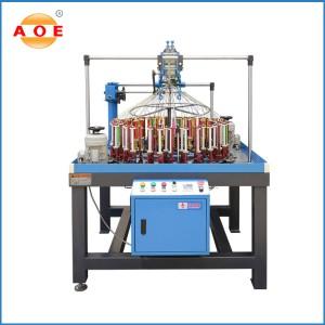 77 Spindle Carrier High Speed Braiding Machine