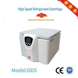 DD5 auotmatic uncovering medical centrifuge,Medical centrifuge