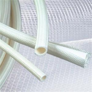 SL002  Silicone rubber fiberglass cas