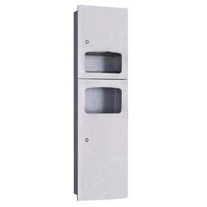 JXG-HCA-DP(Paper towel dispenser and dustbin)   Combination