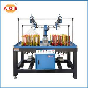 28 Spindle Carrier High Speed Braiding Machine