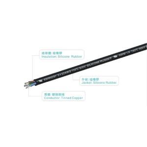UL4291 600V 200℃  UL/cUL certificated wire  MES0155