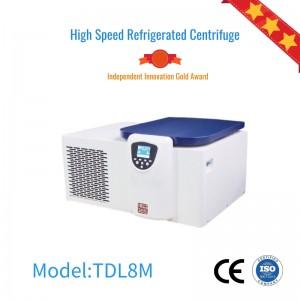 TDL8M bench top large capacity centrifuge