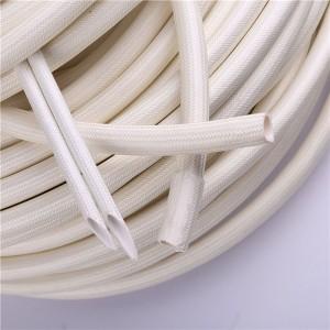 SL001  Silicone rubber fiberglass cas