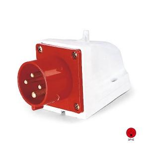 IP44,16A,32A High Performance Industrial Plug
