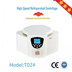 TDZ4 Table-Type Low-speed centrifuge,Lab Centrifuge machine