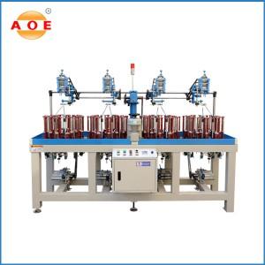 21 Spindle Carrier High Speed Braiding Machine