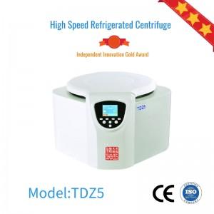 TDZ5 bench top blood plasma centrifuge
