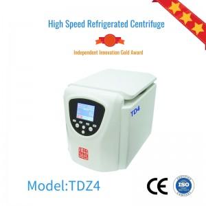 TDZ4 Table-Type Low-speed centrifuge,Medical centrifuge