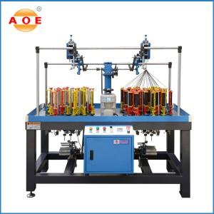 36 Spindle Carrier High Speed Braiding Machine