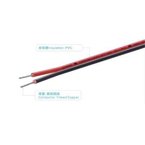 UL2468 300V 80℃  UL/cUL certificated wire  MES0177