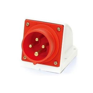 3P+E Industrial Plug