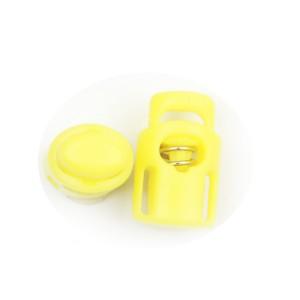 Multi-Colour Spring Cord Plastic Stopper for Bag, Clothing, Dresses, Garment