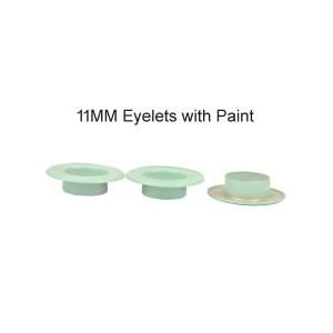 11MM Paint Flat Surface eyelets