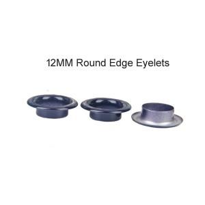 12MM Round Edge eyelet