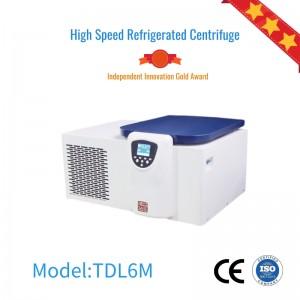 HereXi TDL6M laboratory centrifuge refrigerated centrifuge