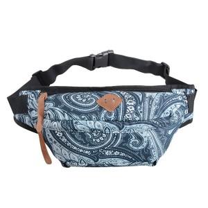 Outdoor mobile phone Bodypack multi-function tide brand single shoulder small sports bag chest bag Oxford cloth backpack diagonal bag model DL-Y203