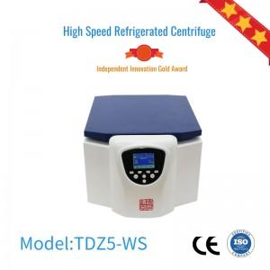 PRP centrifuge,Tabletop Low-speed centrifuge, Medical instruments TDZ5-WS